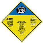 PIG® Spill Response Bucket Sign