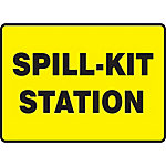 Spill-Kit Station Sign