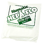 Cleancare Hepaflo Dust Bags NVM-3BH for 23ltr Vacs