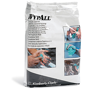 WYPALL® Cleaning Wipes Refill Pack